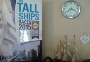 Dunanney Celebrates Talls Ships Event