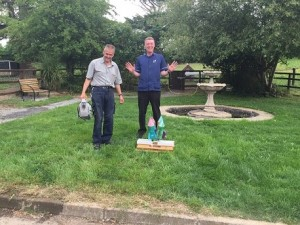 Apple Blossom Lodge Water Rocket Challenge 2