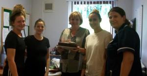 Glebe Private Nursing Home Birthday Wishes for V.I.P. member of staff!